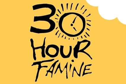30-hour famine: TPC takes a bite out of hunger
