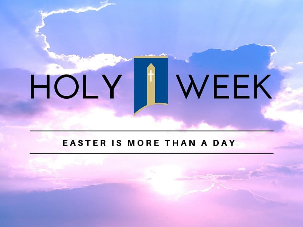 EASTER REFLECTIONS. HOLIDAY OF ETERNAL LIFE: HOLY EASTER OR RESURRECTION OF CHRIST 57