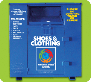 World Wear Project and Earth Day