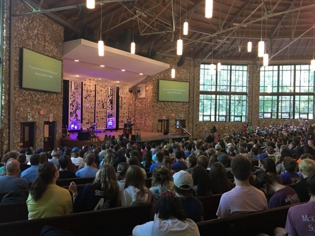 Montreat 2017: A Missing Peace