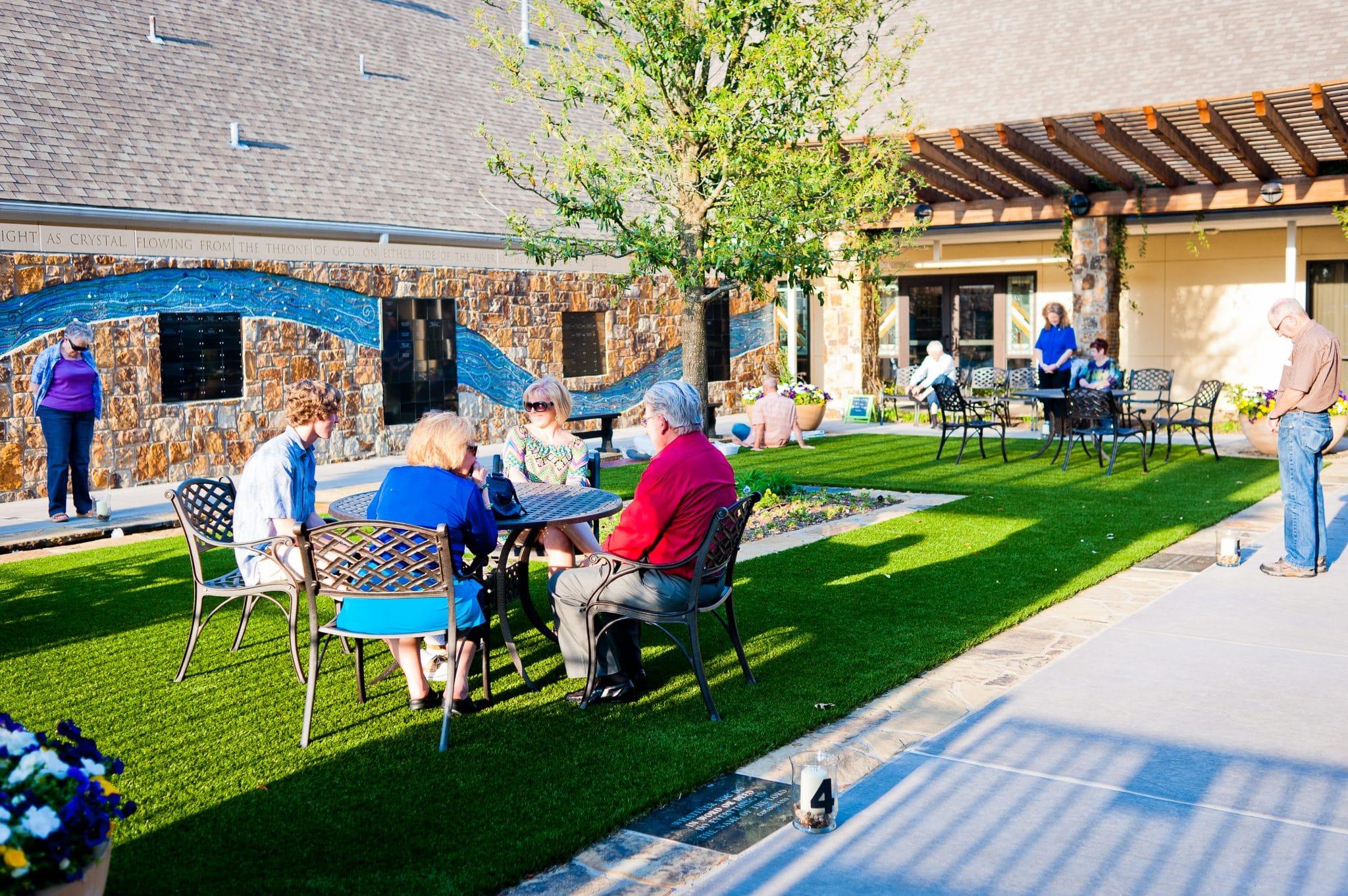 TPC Celebration Garden