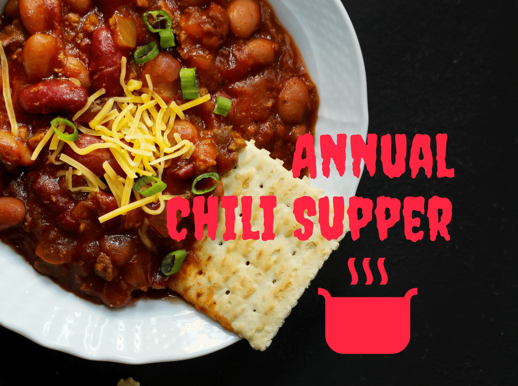 Annual Chili Supper