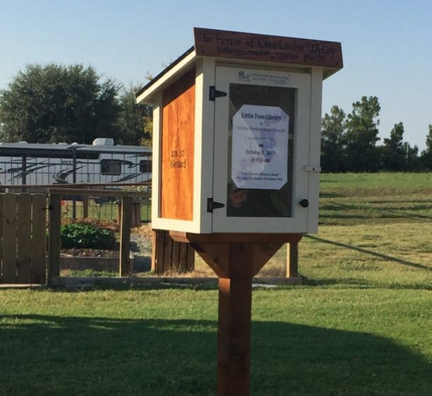 Little Free Library in McKinney