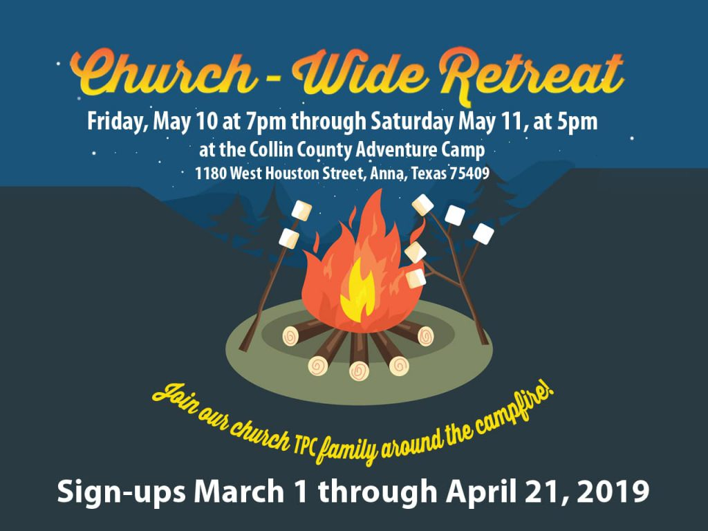 Church-wide Spring Retreat
