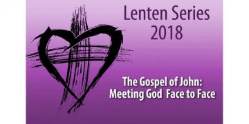 Lent: Meeting God Face to Face
